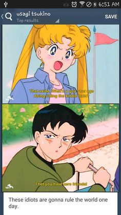 These idiots are gonna rule the world one day. (Mamoru is my favorite)