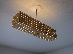 Ceiling Lamp by flacos on Etsy, $100.00