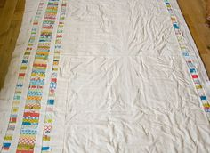 great for a quilt back or simple top