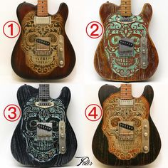 Palir Guitars  What number would you choose?