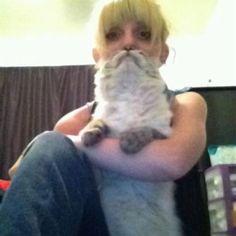 it looks like a beard......hahahah