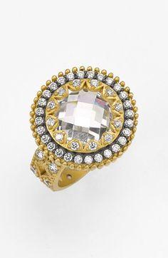 Freida Rothman 'Metropolitan' Cocktail Ring available at #Nordstrom