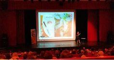 conférence zéro déchet de Béa Johnson à St Marcel dans l'Eure le 30 mai 2016