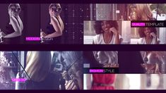 Fashion Slideshow (Abstract) #Envato #Videohive #aftereffects