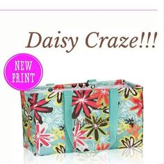 Daisy Craze is going to stir up some CRAZY good attention! Summer 2014 www.mythirtyone.com/madisonbell