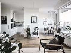 Home With Black Accents