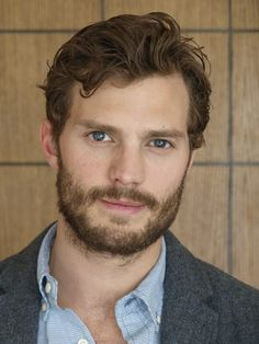 In October 2013, Charlie Hunnam dropped out of the film version of Fifty Shades Of Grey. It was announced that Jamie Dornan would fill Christian Grey's, erm, trousers - a role that'll surely require the comeback of Jamie's glistening torso.
