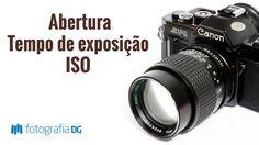 Eduardo Mendonça apresenta aos novatos nesta vídeo-aula noções sobre abertura, tempo de exposição e ISO. Onde Estamos ➜ Site: www.fotografia-dg.com ➜ Loja: w...