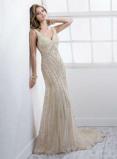 Sottero  amp  Midgley - Metallic Wedding Dresses  dcc20bc35