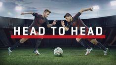 evoSPEED 1.3 Dragon | Sergio Agüero vs. Marco Reus | Head to Head | PUMA...