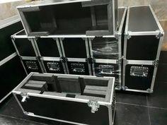 Flight case - Estuches para el Transporte de pantallas LED, LCD, PLASMA