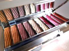 Review zur W7 Cosmetic Party Time – Lidschatten und Lipgloss Palette http://www.beangel-beautyblog.de/w7-cosmetic-party-palette-klein-handlich-und-glamouros/