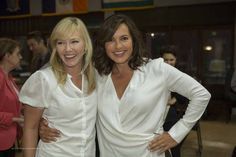 Here are photos from a recent Law & Order SVU press luncheon on the SVU set at Chelsea Piers in New York with Kelli Giddish and Mariska Hargitay. Amanda Rollins, Detective Rollins, Peter Scanavino, Olivia Benson, Mariska Hargitay, Law And Order, York, Beautiful Actresses, American Actress