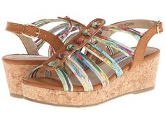 Steve Madden Kids Funky (Toddler/Little Kid/Big Kid) Multi - Zappos.com Free Shipping BOTH Ways