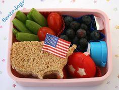 USA Bento Box