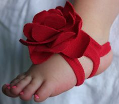 Toddler Barefoot Sandals