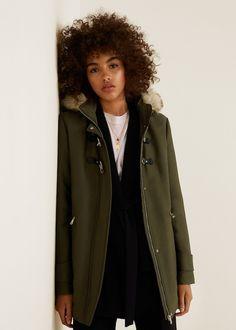 122 meilleures images du tableau manteau femme   Fall winter fashion ... a97bdd40e86