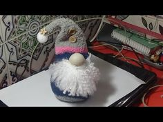 Requetefacil nomo - YouTube Casting Off Knitting, Easy Knitting, Knitting Patterns Free, Ribbed Crochet, Free Crochet, Craft Patterns, Vintage Patterns, Crochet Hat For Beginners, Scrubby Yarn