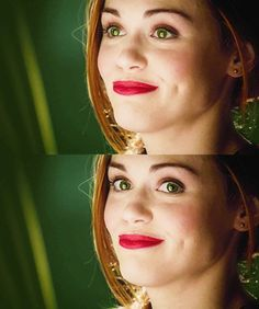 Her eyes are so beautiful ♡ Holland is an amazing actress and absolutely stunning!