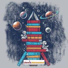 ¿A qué lugar le transporta el libro que está leyendo?  www.libreriainternacional.com