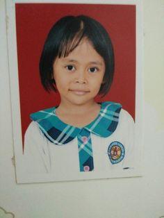 Cute girl..
