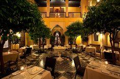 Morrocan or Italian dinner?   PEPE NERO - Marrakech Italian Restaurant!