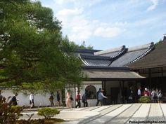 Ginkaku-ji. Templo del Pabellón de Plata en Kioto