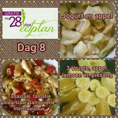 28 Dae Dieet, Diet Recipes, Cooking Recipes, Diet Meals, Dieet Plan, Dash Diet, Day Plan, Healthier You, Eating Plans