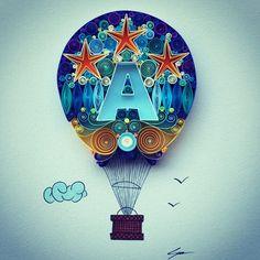 Paper & Creativity Make Fantastic Art | Graphic Design | Designify