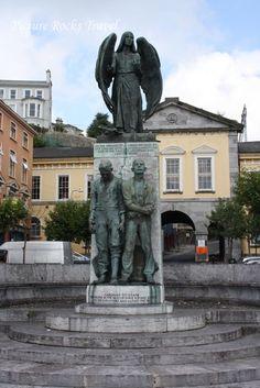 RMS Lusitania Memorial - Cobh, Ireland