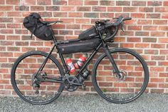 3 Years of The Transcontinental Race by bike setup Touring Bicycles, Touring Bike, Velo Retro, Bike Packing, Trek Bikes, Bike Bag, Bike Stuff, Bicycling, Tricycle