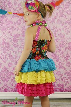Faux Shirring Tutorial ~ Create Kids Couture