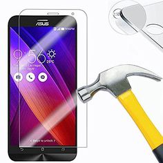 0.3mm Tempered Glass for Asus Zenfone 2 ZE500CL 5.0 inches Screen Protector Protective Film Pelicula HD Front Cristal Templado