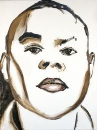 Marlene Dumas Marlene Dumas, Portraits, Portrait Paintings, South African Art, Group Art, Louise Bourgeois, Green Man, Great Artists, Painting & Drawing