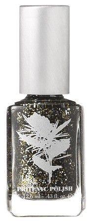 Priti NYC Black Moon Pansies - 682 - All Nail Polishes - Shop