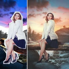 Before and after Photoshop images by Max Asabin - 20