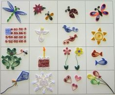 Items similar to SCRAPBOOKERS STARTER Quilling kit 235 on Etsy