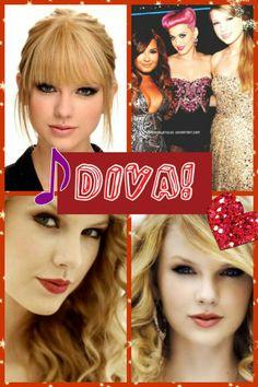 My idol.... Taylor  Swift :)