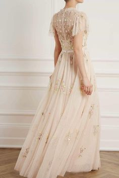 2015 Wedding Dresses, Prom Dresses, Gown Wedding, Bridal Dresses, Lace Wedding, Cap Dress, Dress Up, Pink Dress, Marie Bernal