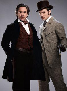 Victorian fashion- men's formal wear |