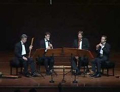 Flanders Recorder Quartet  Merula - Canzona La Lusignuola (fragm.)  recorded live in Taiwan 2006    www.flanders-recorder-quartet.be