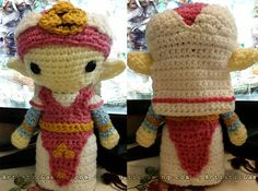 Free Naruto Amigurumi Pattern : The ultimate list of video game crochet patterns video games