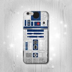 Vintage R2D2 Inspired Minimalist Case For iPhone 5C