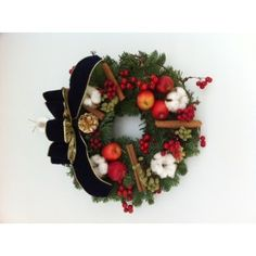 - クリスマスリース - 投稿者 花林檎