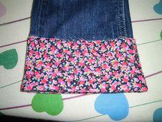 Misses Kima: Jeans verlängern