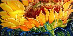 Sunflower Rise n Shine by Marcia Baldwin