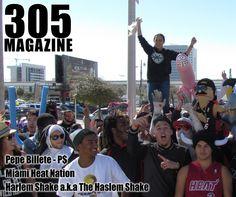 Behind The Scenes: Miami Harlem Shake 305 Magazine - Miami