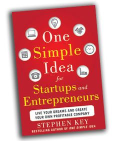 "CastCoverZ! to be featured in soon-to-be-released Stephen Key book ""One Simple Idea for Startups & Entrepreneurs""...CCZ!'s journey with success is weaved throughout the book!"
