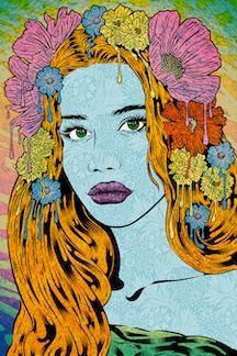 Chuck Sperry The Seer Limited Edition Rare Print Art Basel Miami 2018 Art Basel Miami, Art Miami, Spoke Art, Pop Culture Art, Psychedelic Art, Street Artists, Elementary Art, Disney Art, Doodle Art