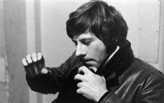 Roman Polanski photographed by Bill Ray, London 1968.